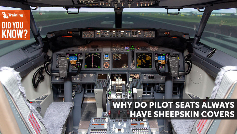 Why-do-pilot-seats-always-have-sheepskin-covers