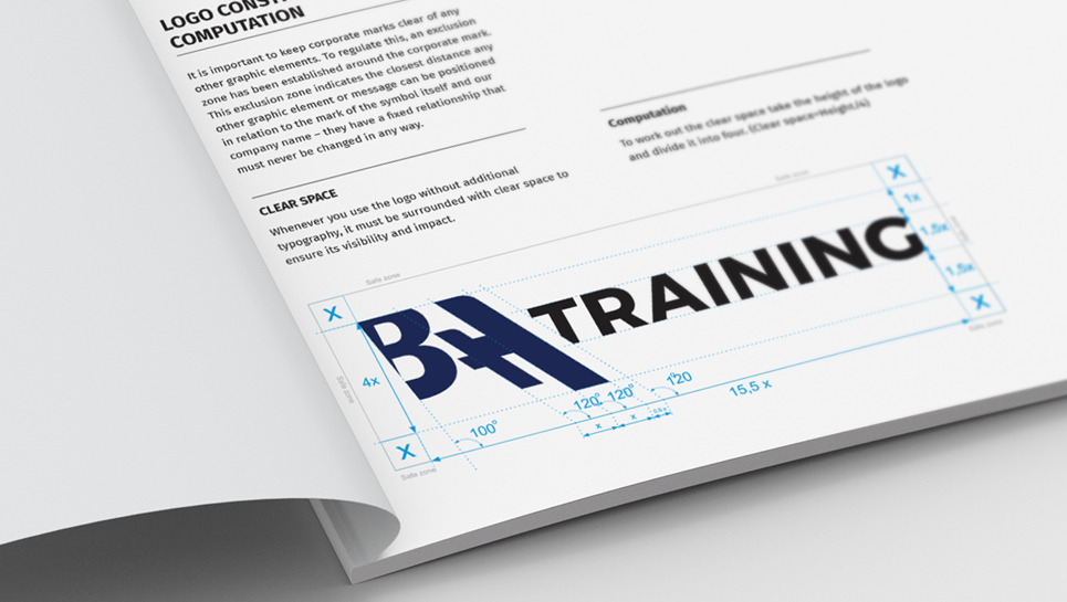 BAA Training redesigned its logo