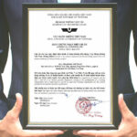 BAA Training Vietnam certificate