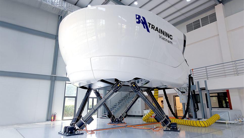 BAA Training Vietnam Introduces Second A320 FFS