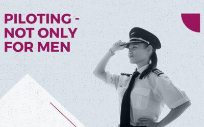 Aviation – Not Only for Men