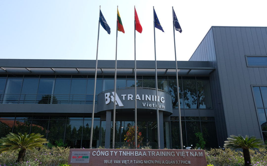 BAA Training Vietnam Turns One: Road to Success