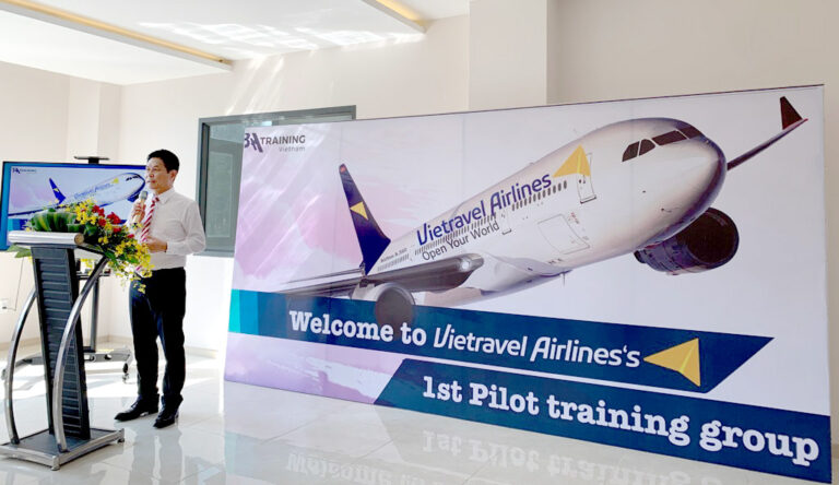 BAA Training Vietnam And Vietravel Airlines Sign a Long-term Partnership Agreement