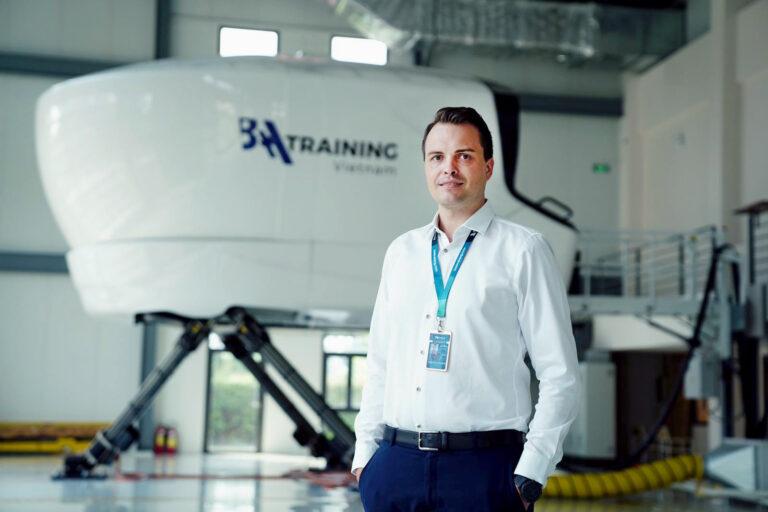 Vytautas Jankauskas, BAA Training Vietnam CEO