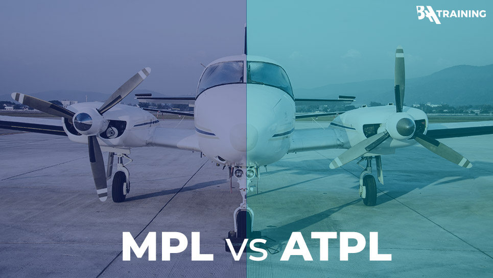 MPL and ATPL: What are the differences?